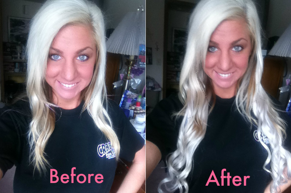 Foxy Lady Beauty  Foxy Locks Clip In Hair Extensions Review. 8f2bdb3afb93