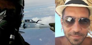 Αυτός είναι ο άτυχος πιλότος του μοιραίου Mirage 2000-5 που συνετρίβη!