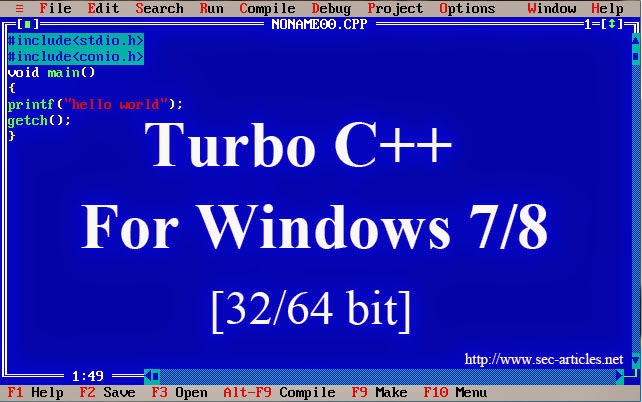 ⛔ Dosbox turbo c++ for windows 8 | Dosbox 0 74 opens and