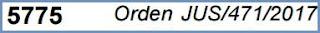 Orden JUS/470/2017, de 19 de mayo, por la que se aprueba el nuevo modelo para la presentación en el Registro Mercantil de las cuentas anuales consolidadas de los sujetos obligados a su publicación