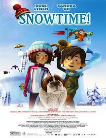 Snowtime! (2015) [Vose]