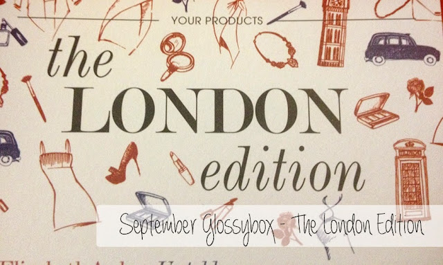 The London Edition of Glossybox