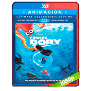 Buscando a Dory (2016) 3D Half OU 1080p Audio Dual Latino-Ingles