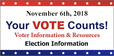 Click here for information on the 2018 Midterm Election.