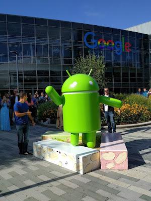 تكشف جوجل على الاسم الحقيقي ل Android N