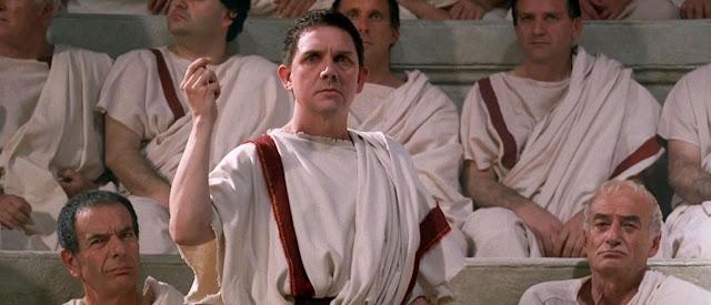 Marco Tulio Ciceron y la historia de Roma