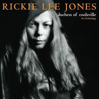 Rickie Lee Jones - Chuck E's In Love - on Duchess of Coolsville Album (1979)