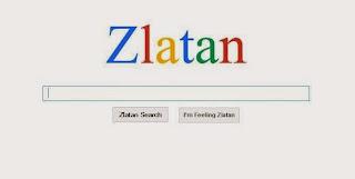 Zlatan est un moteur de recherche