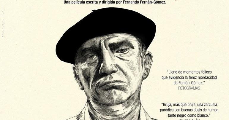 ¡BRUJA MÁS QUE BRUJA! de Fernando Fernán-Gómez cumple 40 años reestrenándose en cines.
