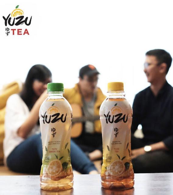 Nikmati Kesegaran Buah Citrus di Produk Minuman Yuzu