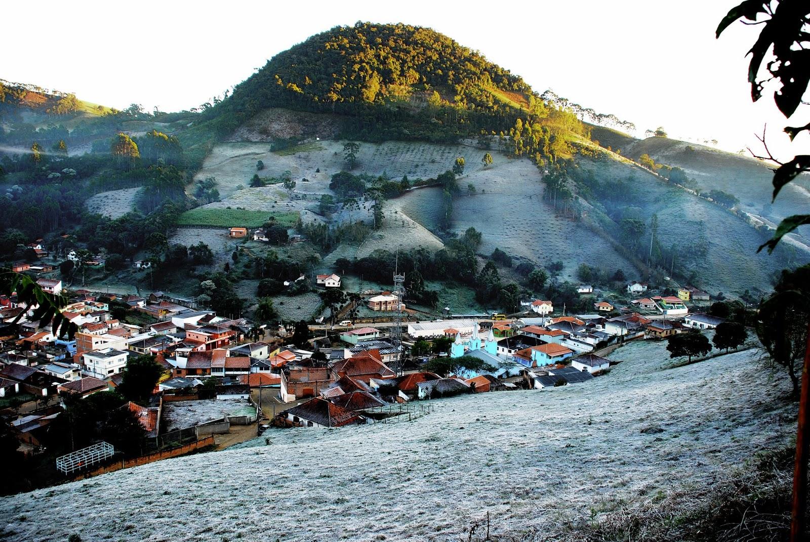 Desfrute da tranquilidade de Marmelópolis, ao lado da Serra da Mantiqueira