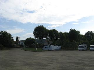 Aira, àrea d'autocaravanes