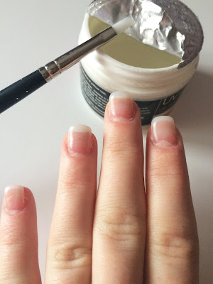 step by step gel nail extensions