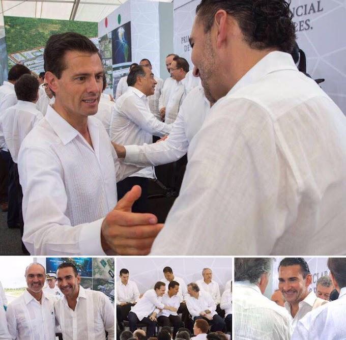 Felicito a EPN y a MVC porque con la ZEE construimos un Chiapas Productivo: MELGAR