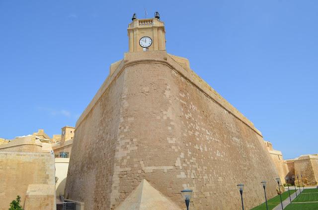 Muralha da Cittadella Victoria