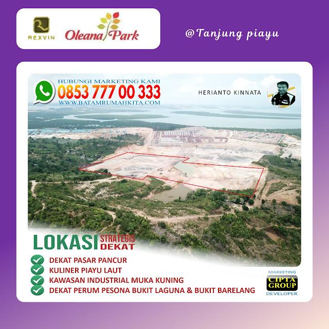 Perumahan Oleana Park Tanjung Piayu Batam