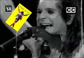 Ozzy Osbourne Fledermaus Kopf Abgebissen Video