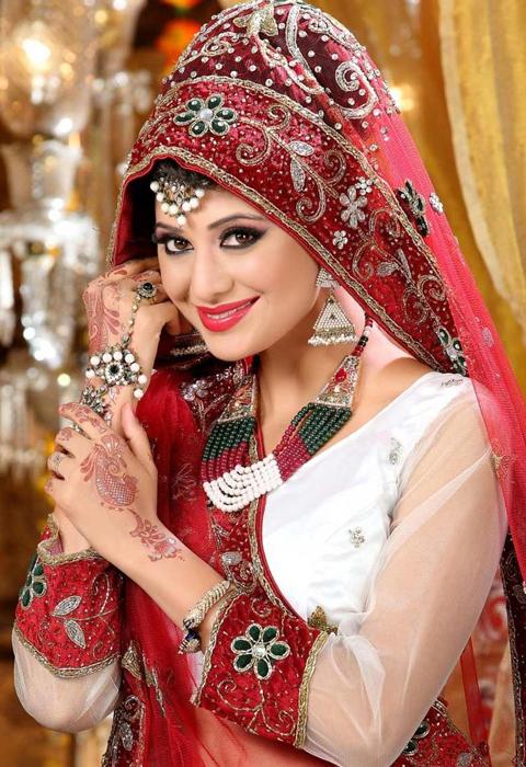 gambar baju muslim gaya india