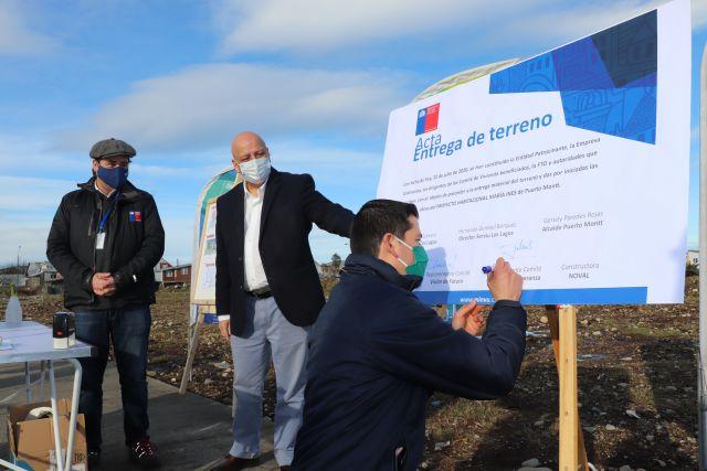 Construirán departamentos en Alerce