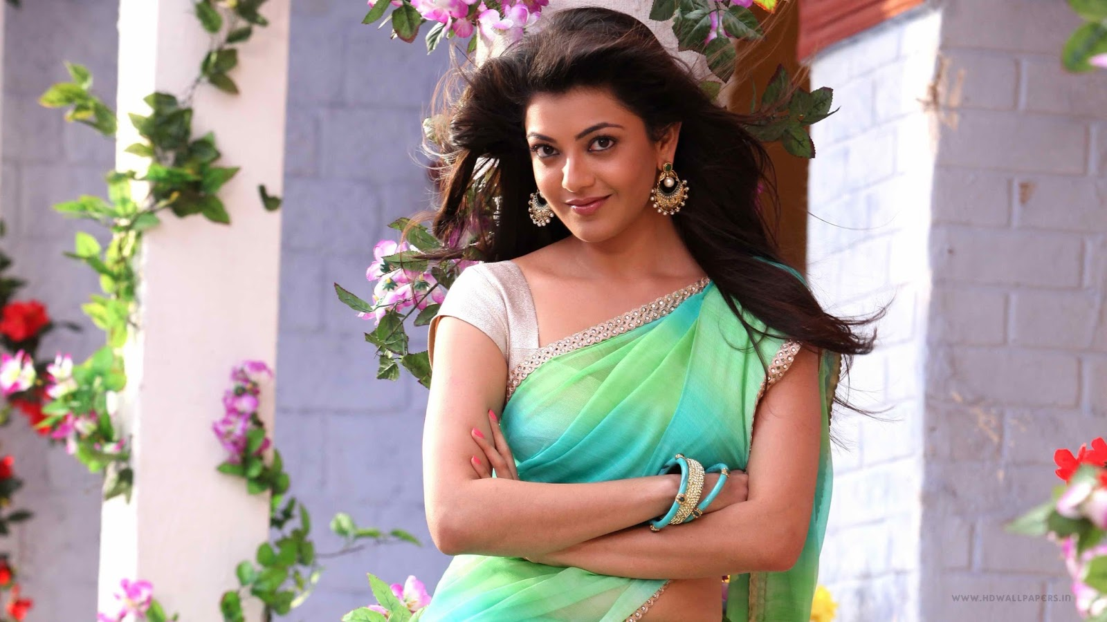 South Indian Actress Kajal Agarwal Profile - All Celebrity -2353