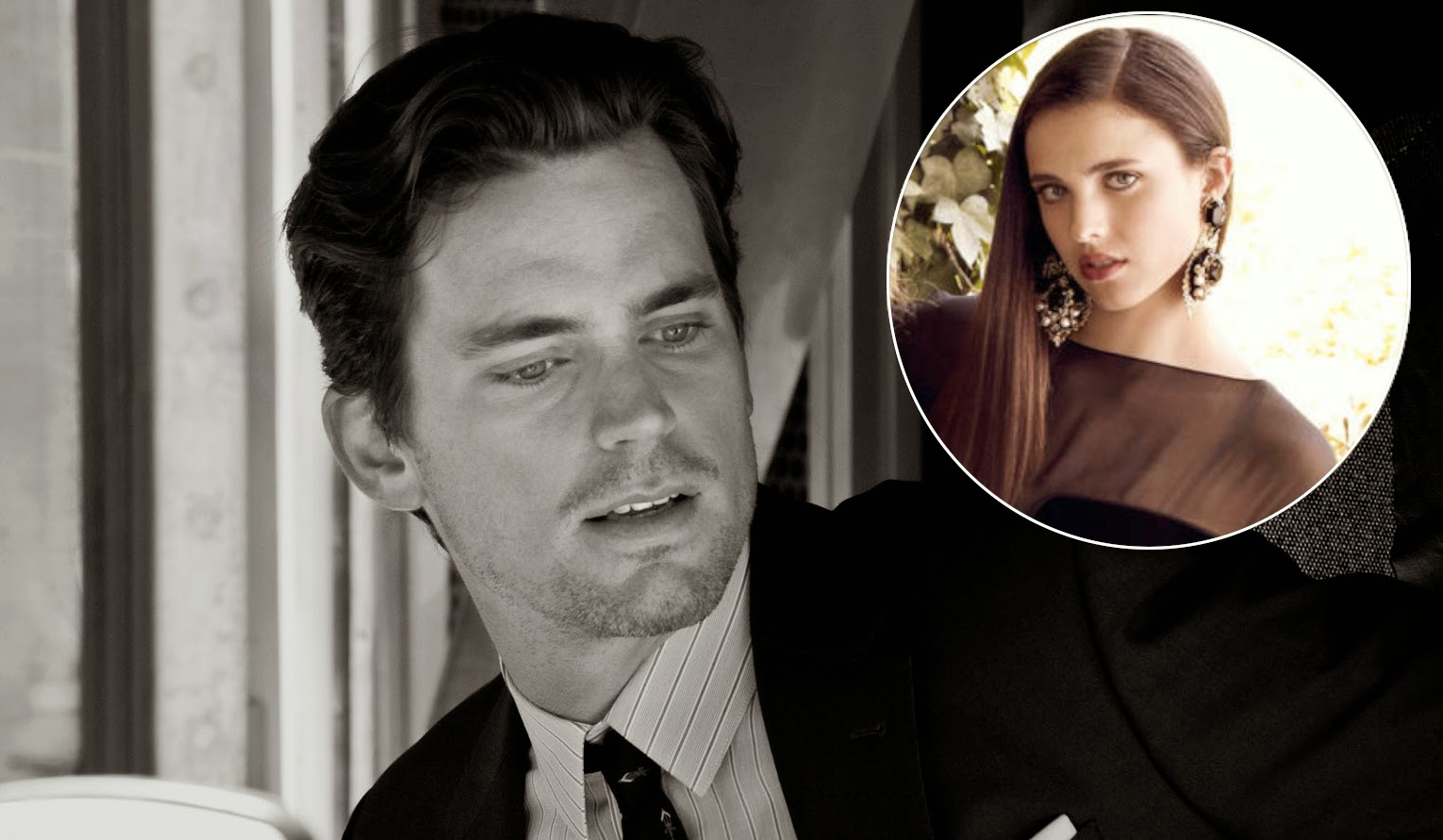 Margaret Qualley The Nice Guys: CELLULOID AND CIGARETTE BURNS: Matt Bomer And Margaret