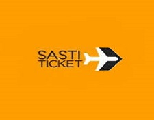 Sasti Ticket Offer : Get up to Rs.1200 off on Domestic Flight booking (New User)