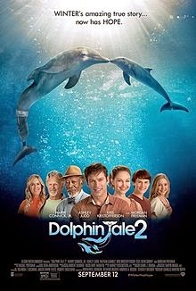 Dolphin Tale 2 (2014) Movie Poster