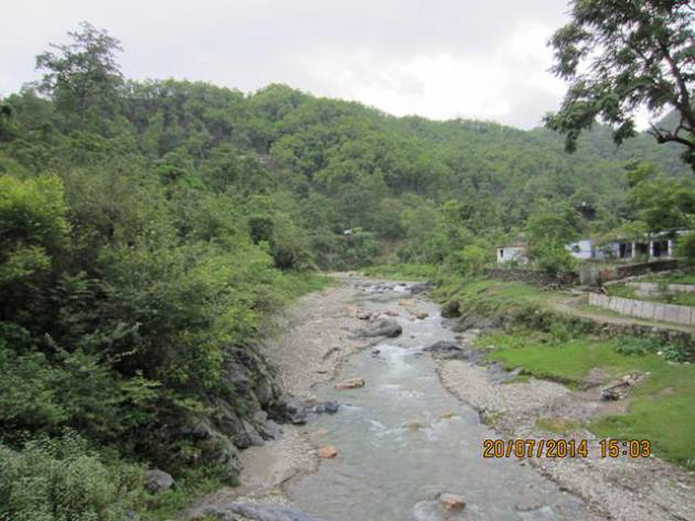 river in lansdowne