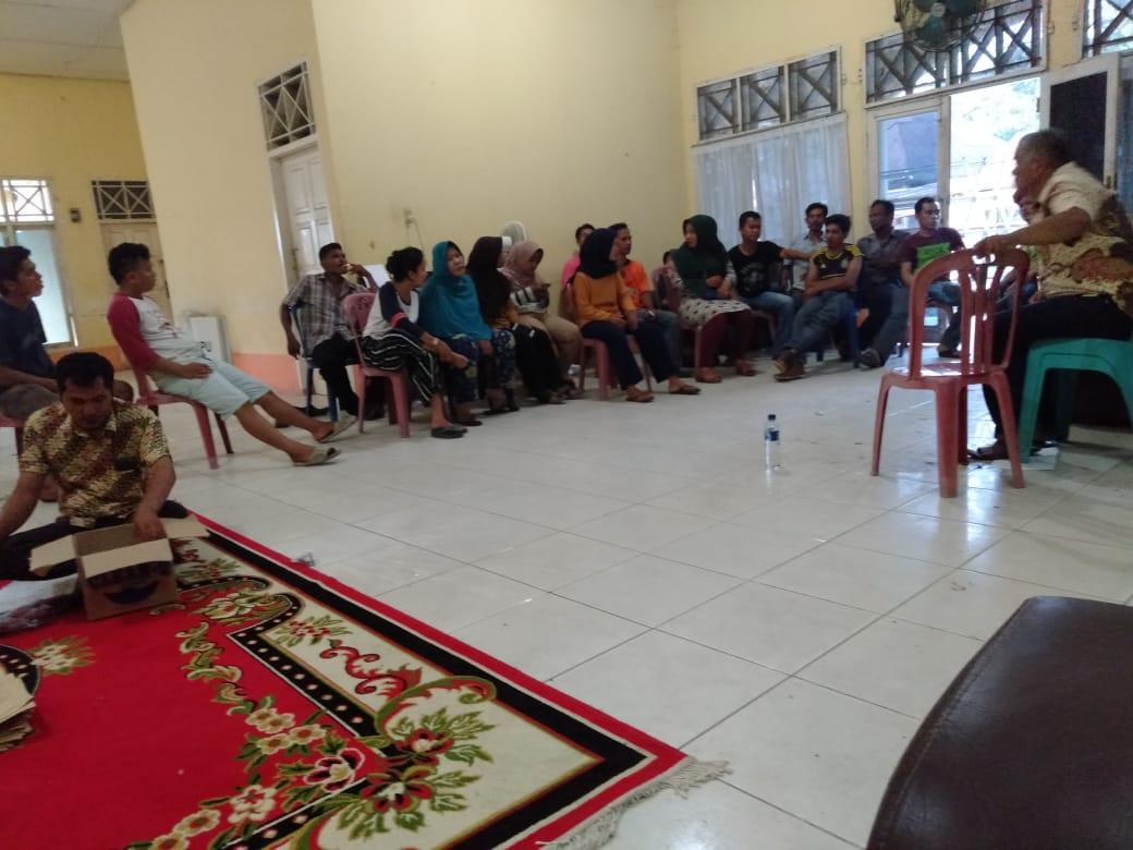 Honor KPPS Desa Pasar Binanga Belum Dibayar