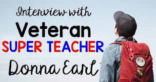 Interview with veteran teacher Donna Earl
