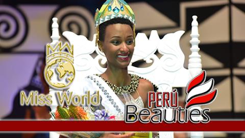 Miss World Rwanda 2018