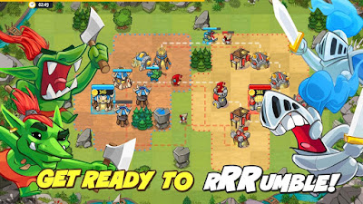 Like a King: Tower Defence Royale TD Apk for Android