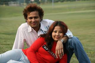 zubeen garg with his wife garima saikia garg