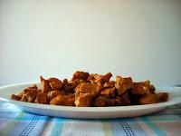 Τηγανιά με χοιρινό κρέας και πιπεριές - by https://syntages-faghtwn.blogspot.gr