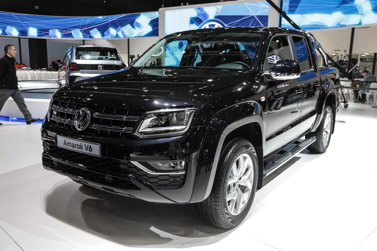 volkswagen amarok v6 pre o r 202 mil argentina car blog br. Black Bedroom Furniture Sets. Home Design Ideas