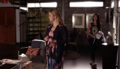 Alison y Emily se reencuentran