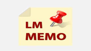 LM-Memo