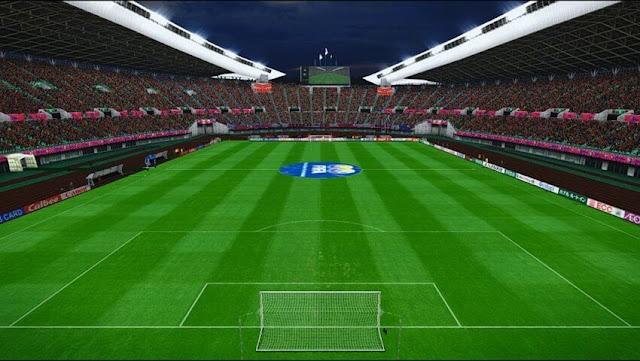Yanmar Stadium Nagai PES 2017