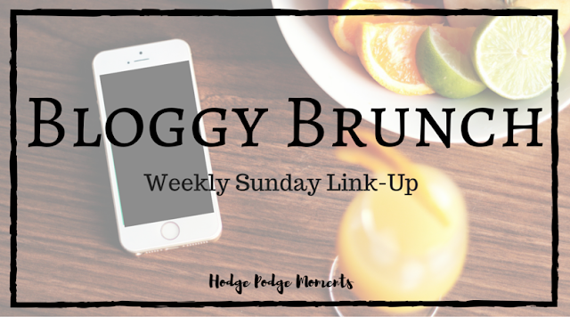 Bloggy Brunch [Weekly Sunday Link-Up] @ Hodge Podge Moments