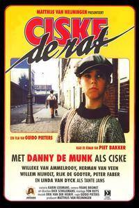 Poster Ciske the Rat