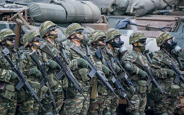 Αναστέλλονται όλες οι στρατιωτικές ασκήσεις με πρώτη την «Καταιγίδα '20»