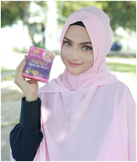 Pelangsing dan Pemutih Artis dan Model Citra Kirana - Sinensa Beauty Slim Herbal Whitening 100% BPOM