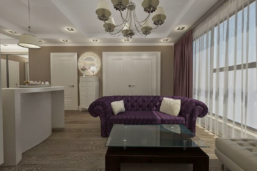 Design - interior - living - new - classic - Bucuresti