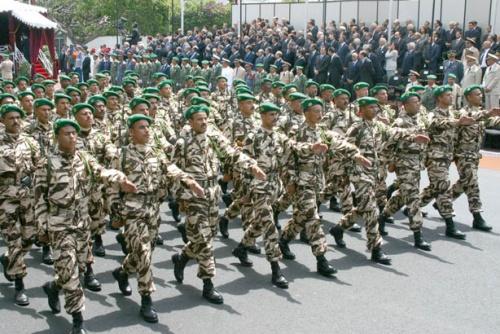 الجهوية 24 - فرار جندي يحمل السلاح من الشريط الحدودي يستنفر الجيش المغربي