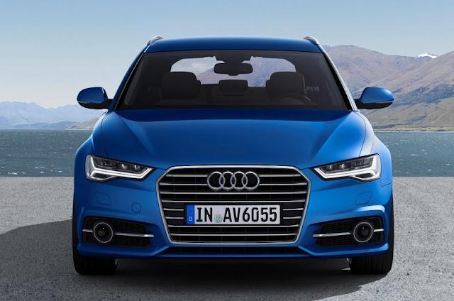 2015 Audi A6 Avant