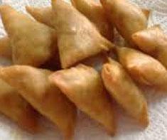 Resep makanan indonesia samosa daging ayam spesial (istimewa) praktis mudah nikmat, sedap, enak, gurih lezat