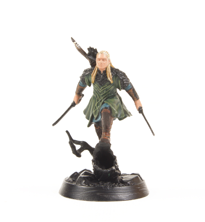 WIP: Legolas from the Hobbit - Tale of Painters