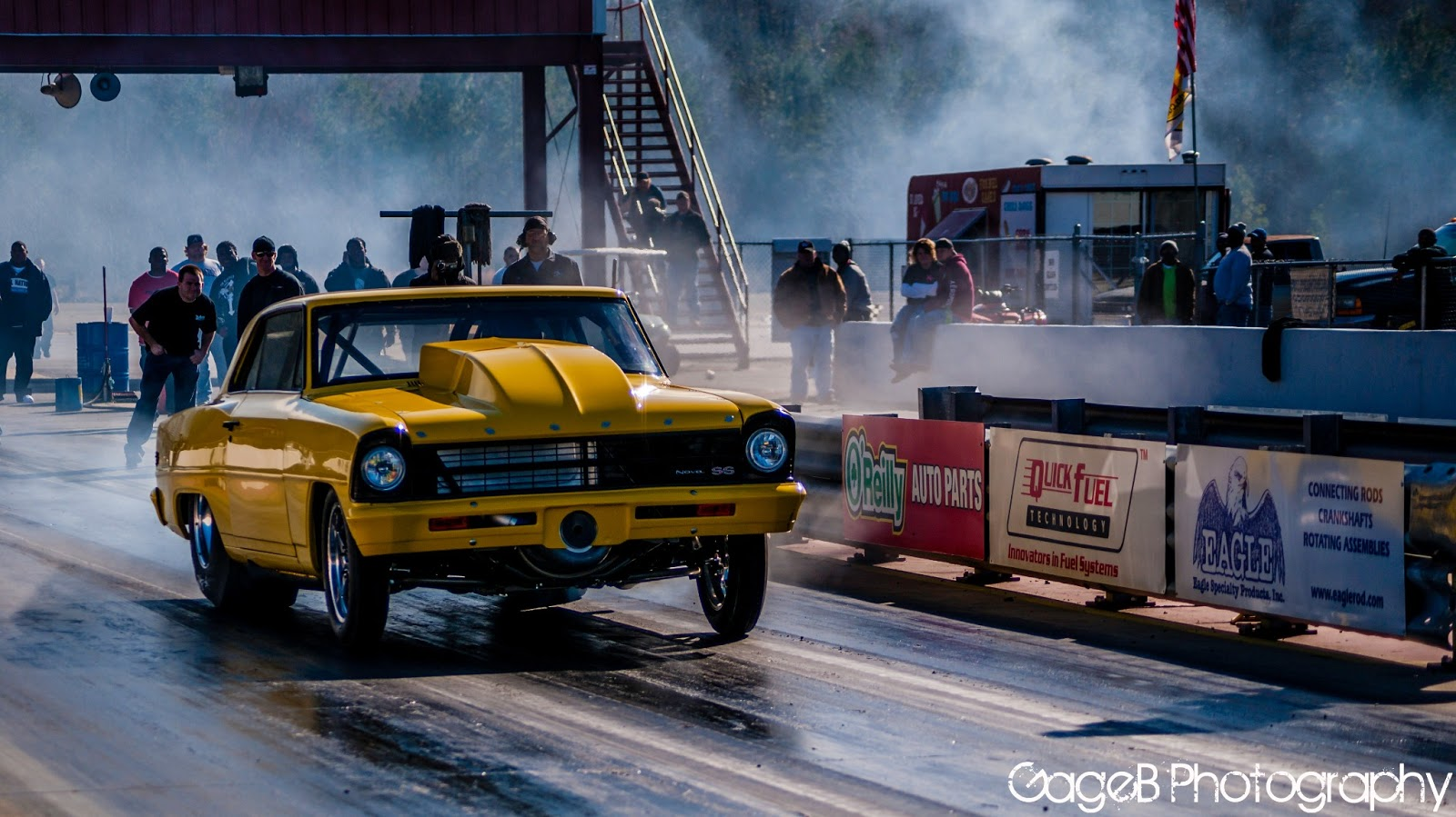 Holly Springs Grudge Race | GageB Photography