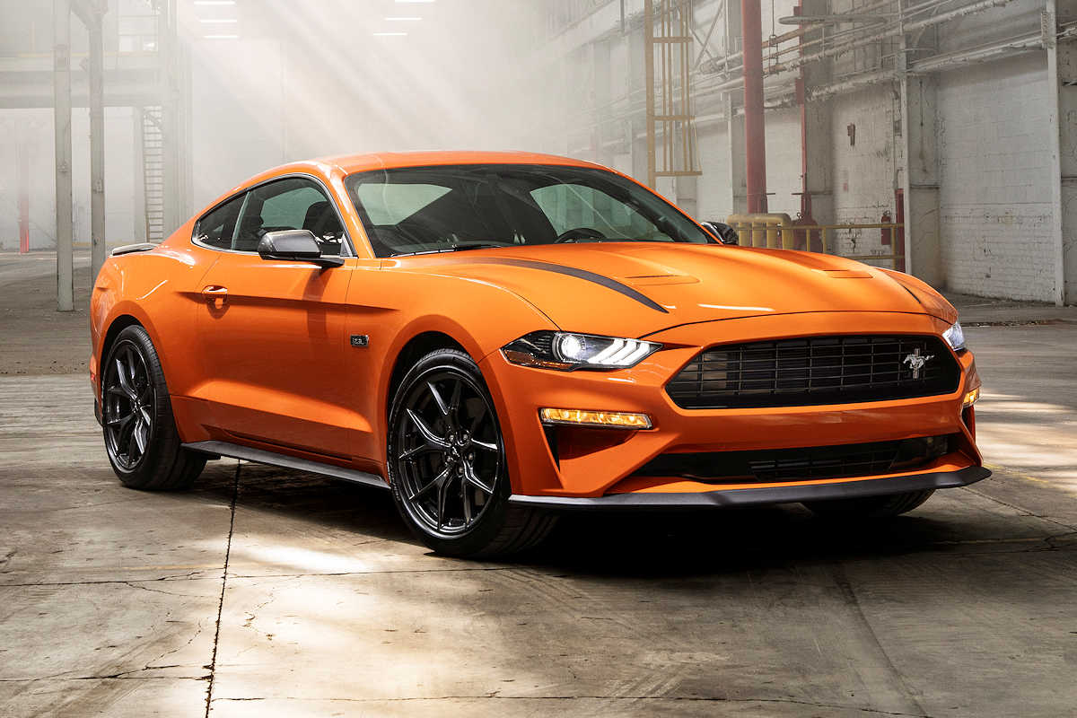 As ford marks mustangs 55th anniversary on this national mustang day enthusiasts everywhere are celebrating the worlds best selling sports coupe for the