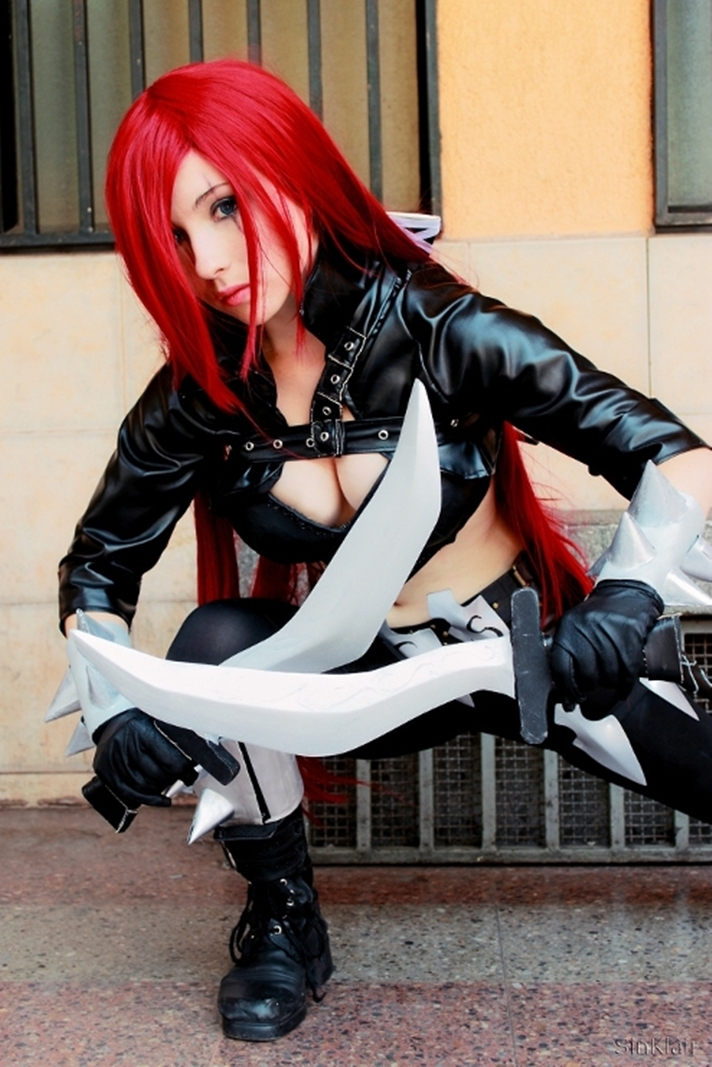 League of Legends Cosplay by Chise - MyAnimeGirls 2014